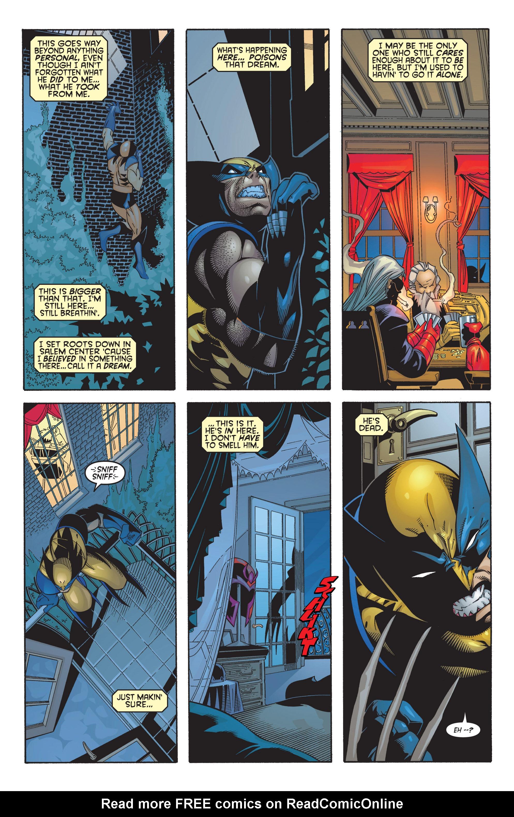 Read online Uncanny X-Men (1963) comic -  Issue #368 - 4
