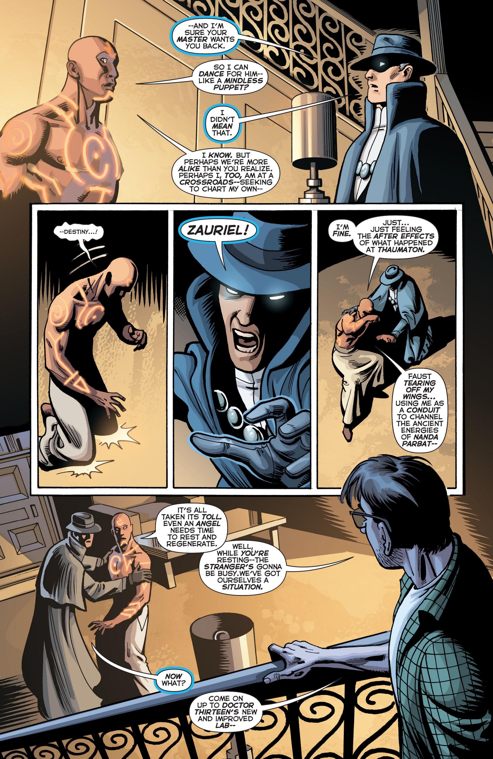 Read online Trinity of Sin: The Phantom Stranger comic -  Issue #18 - 5