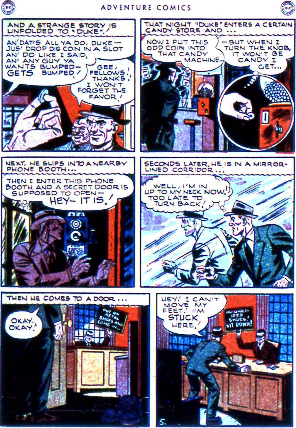 Read online Adventure Comics (1938) comic -  Issue #123 - 19
