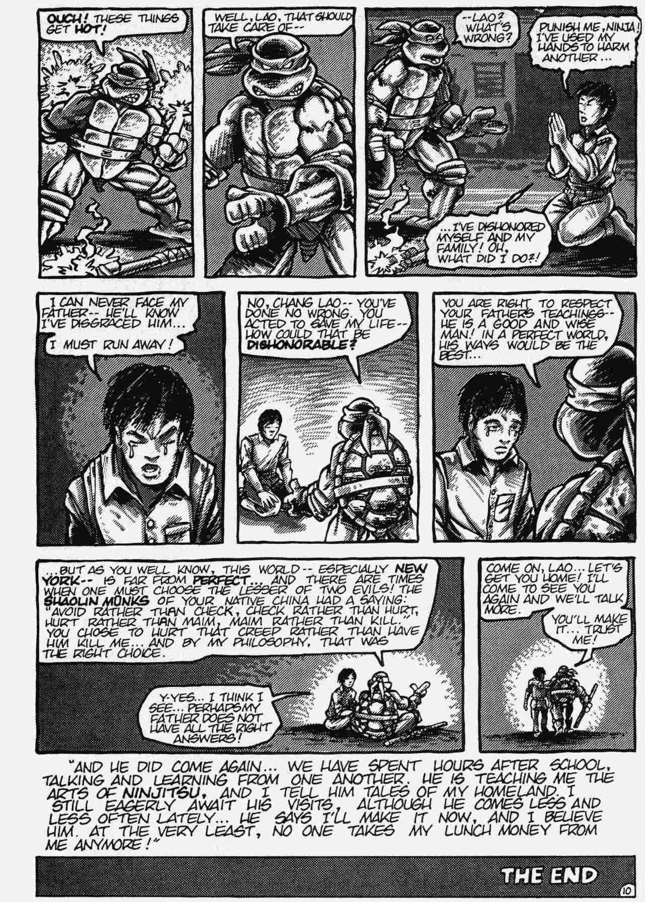 Read online Shell Shock comic -  Issue # Full - 42