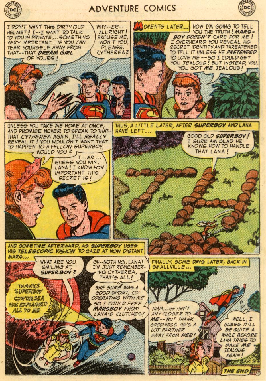 Read online Adventure Comics (1938) comic -  Issue #195 - 14