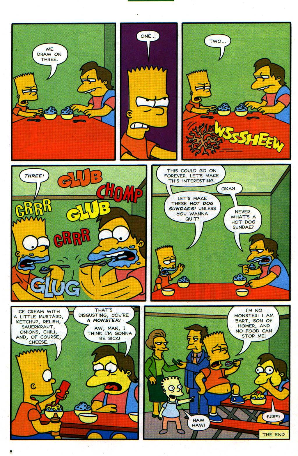 Read online Simpsons Comics Presents Bart Simpson comic -  Issue #19 - 9