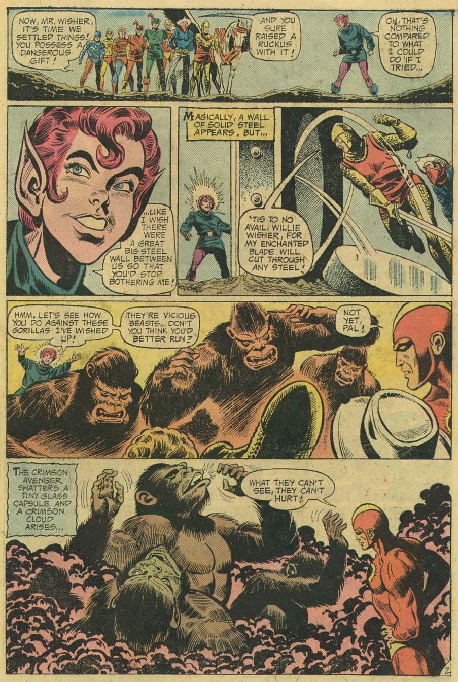 Read online Adventure Comics (1938) comic -  Issue #443 - 27