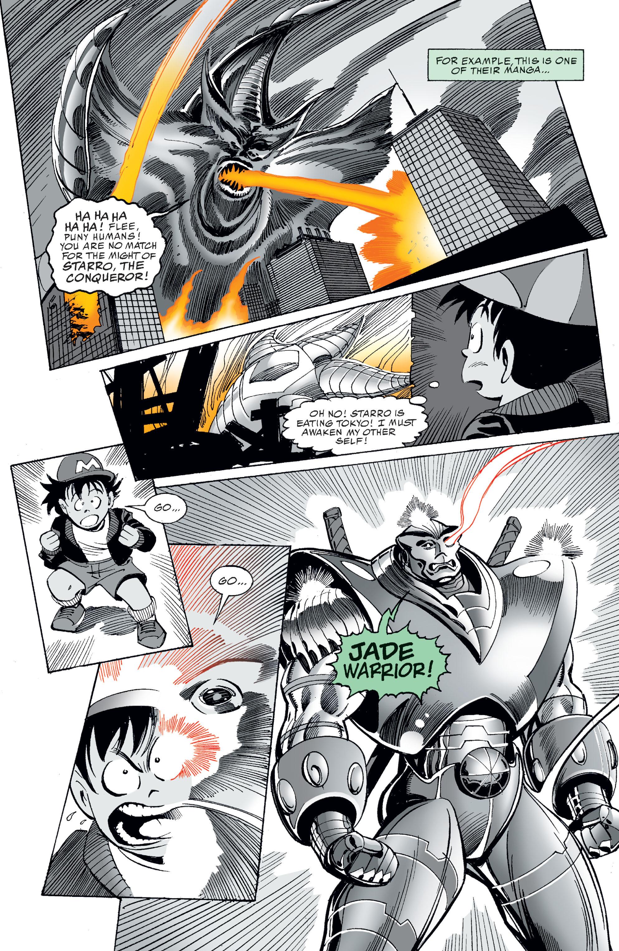 Read online Martian Manhunter: Son of Mars comic -  Issue # TPB - 57