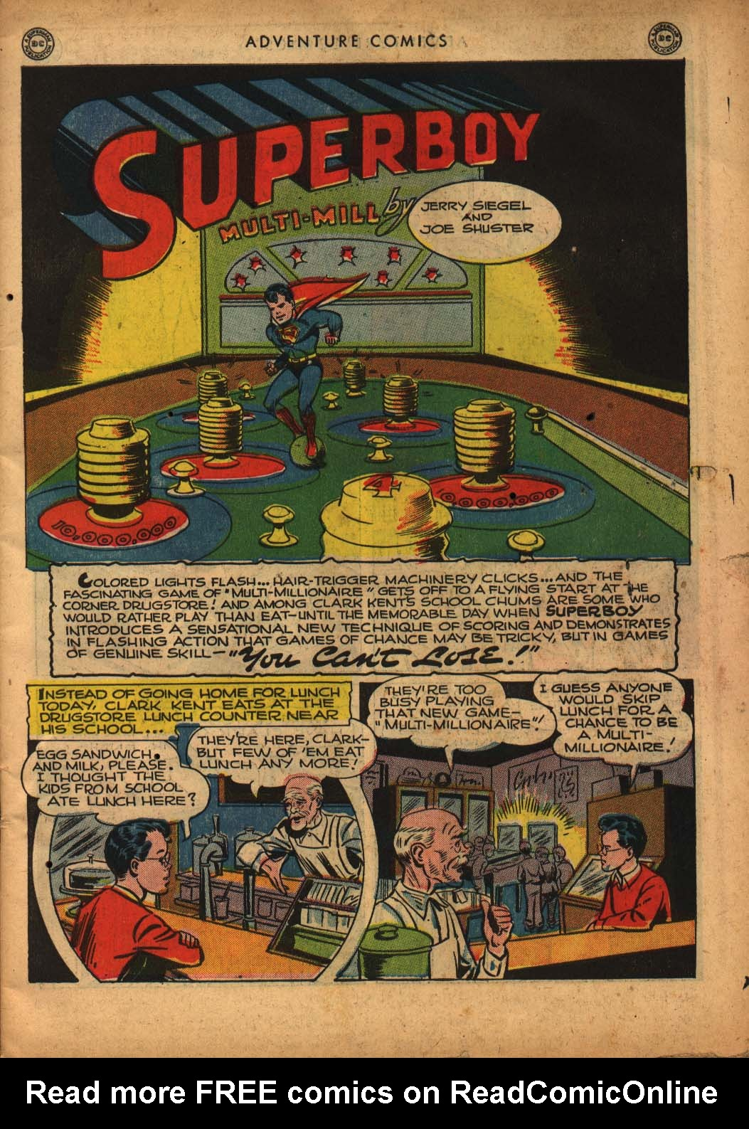 Read online Adventure Comics (1938) comic -  Issue #109 - 3