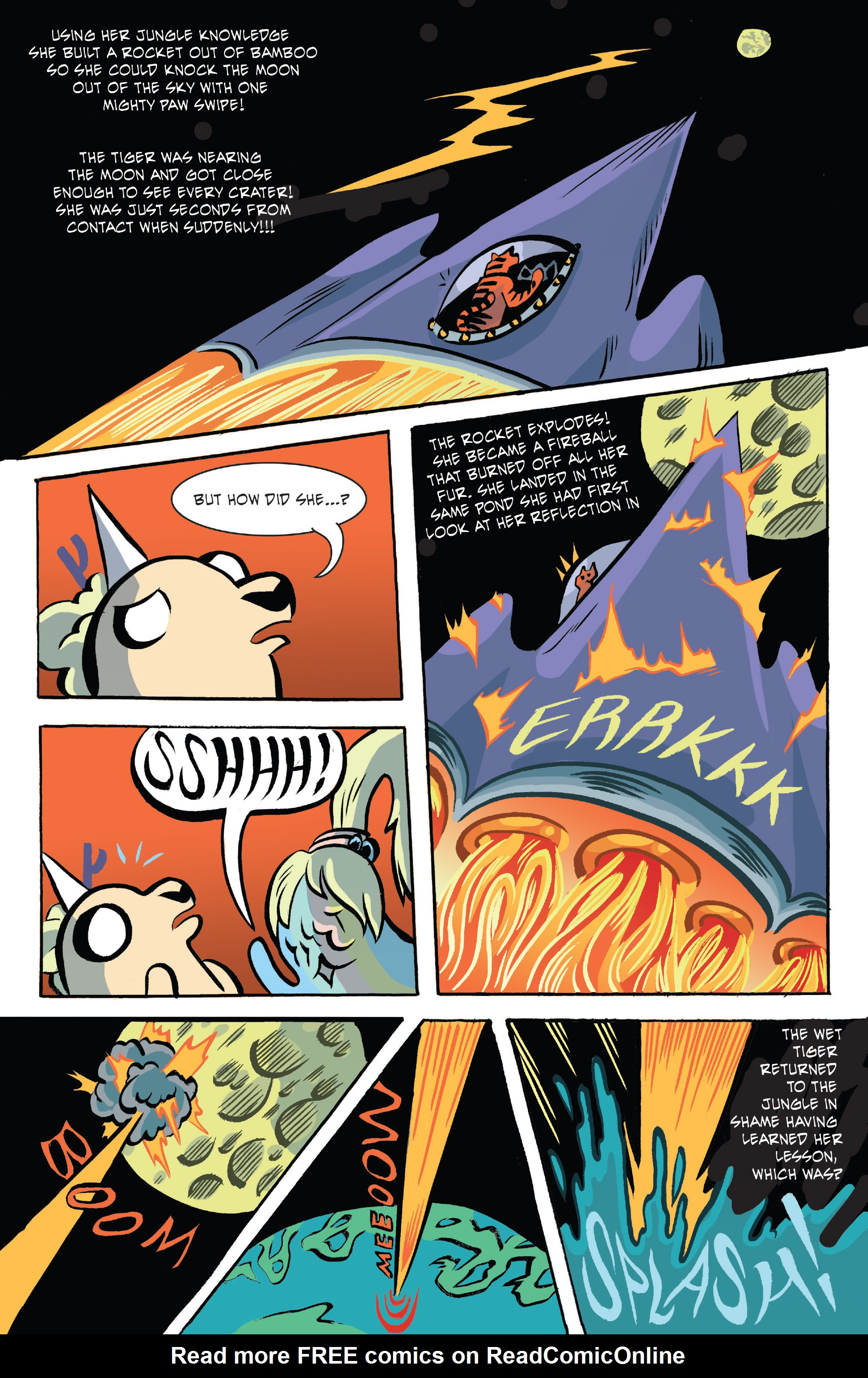 Adventure Time 44 Page 22