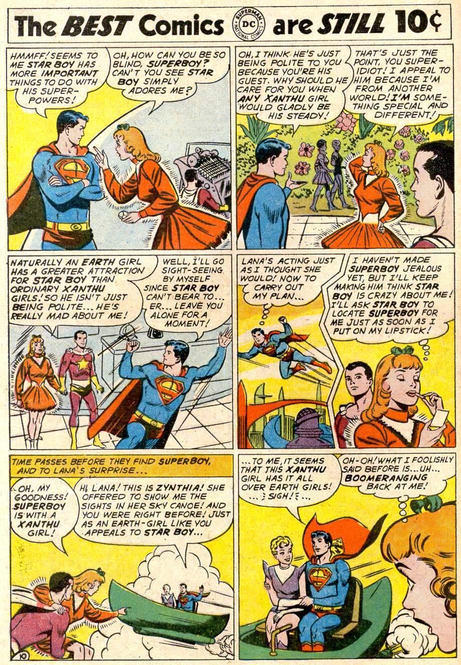 Read online Adventure Comics (1938) comic -  Issue #282 - 12