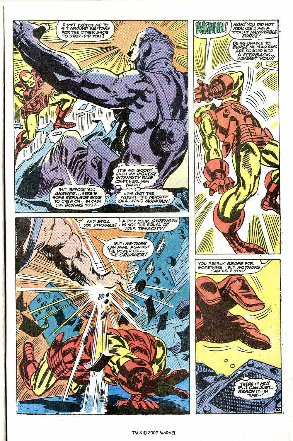 Iron Man Annual issue 2 - Page 13