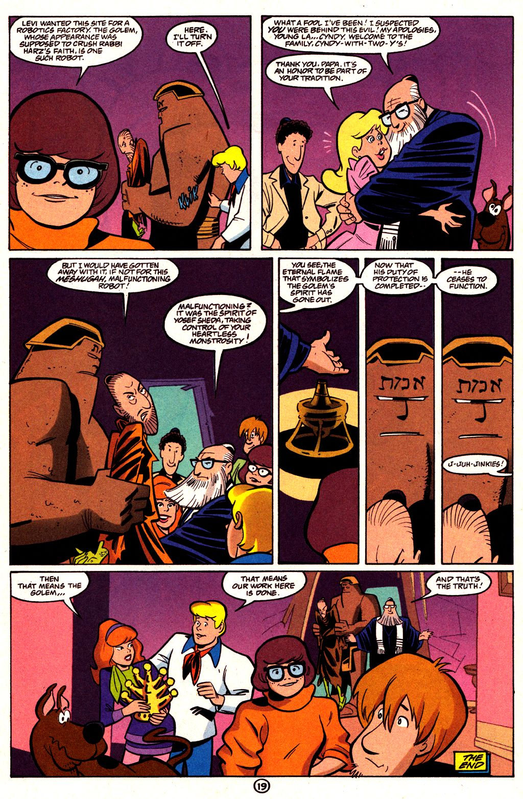 Read online Scooby-Doo (1997) comic -  Issue #3 - 15