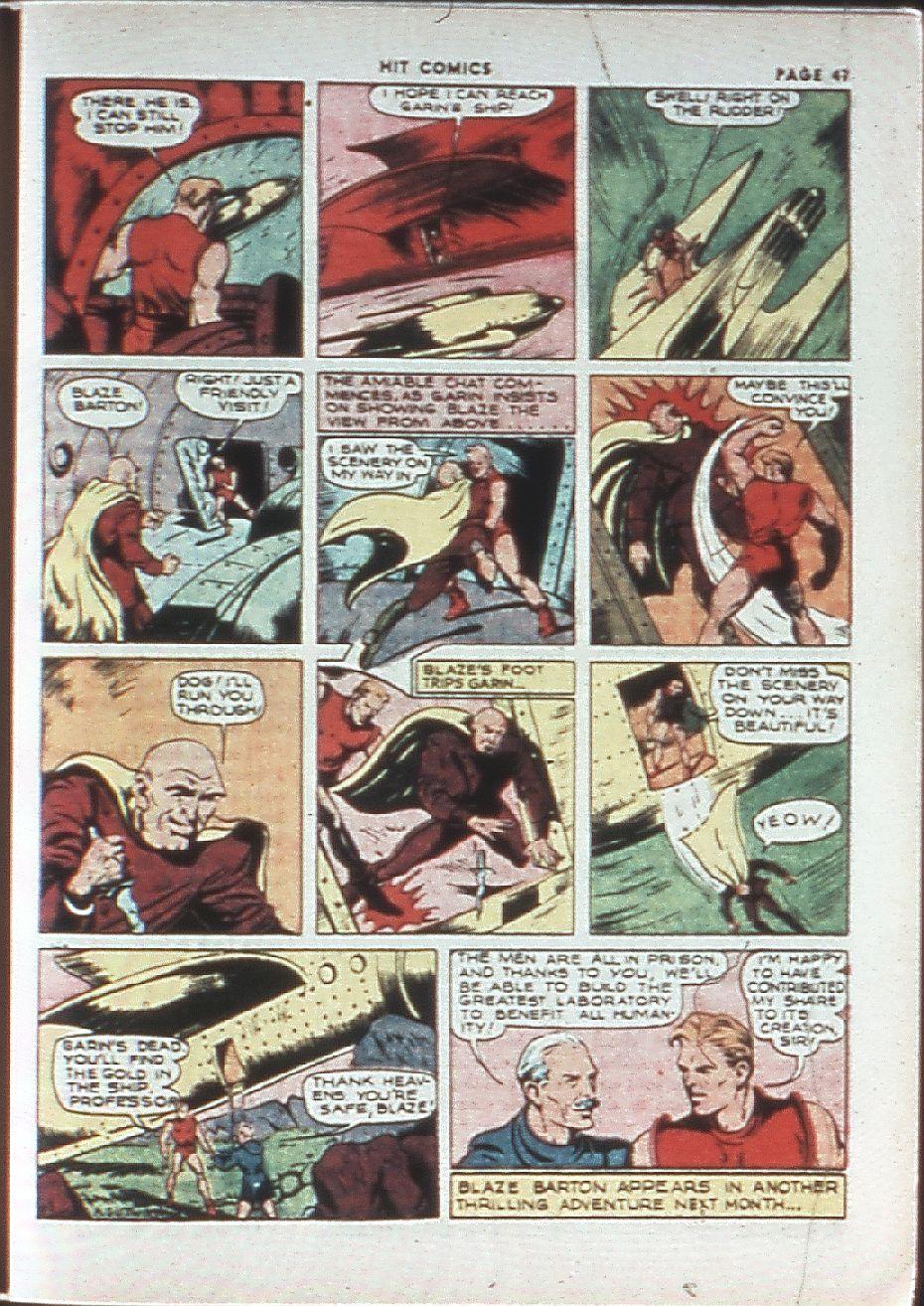 Read online Hit Comics comic -  Issue #10 - 49