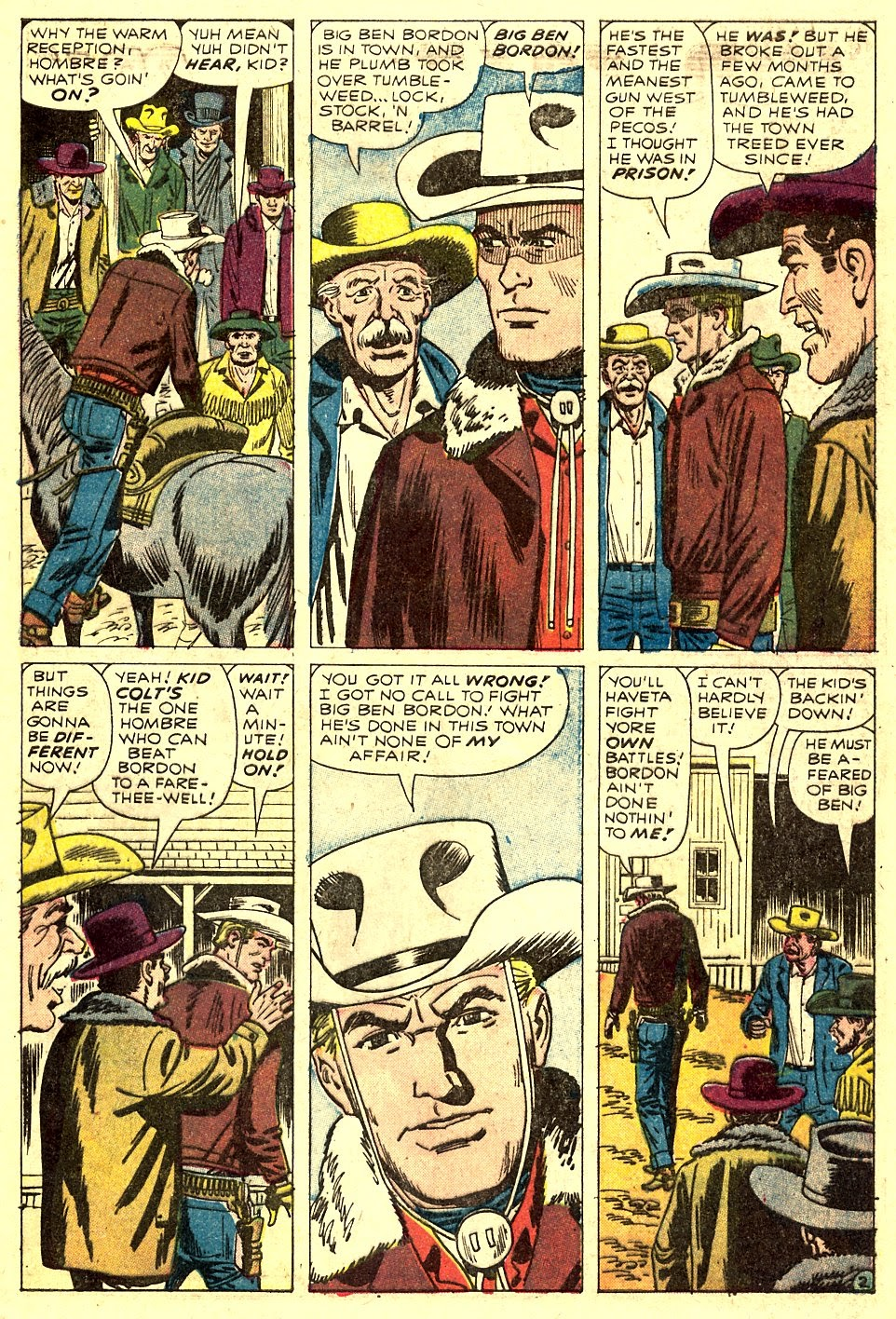 Kid Colt Outlaw issue 108 - Page 29