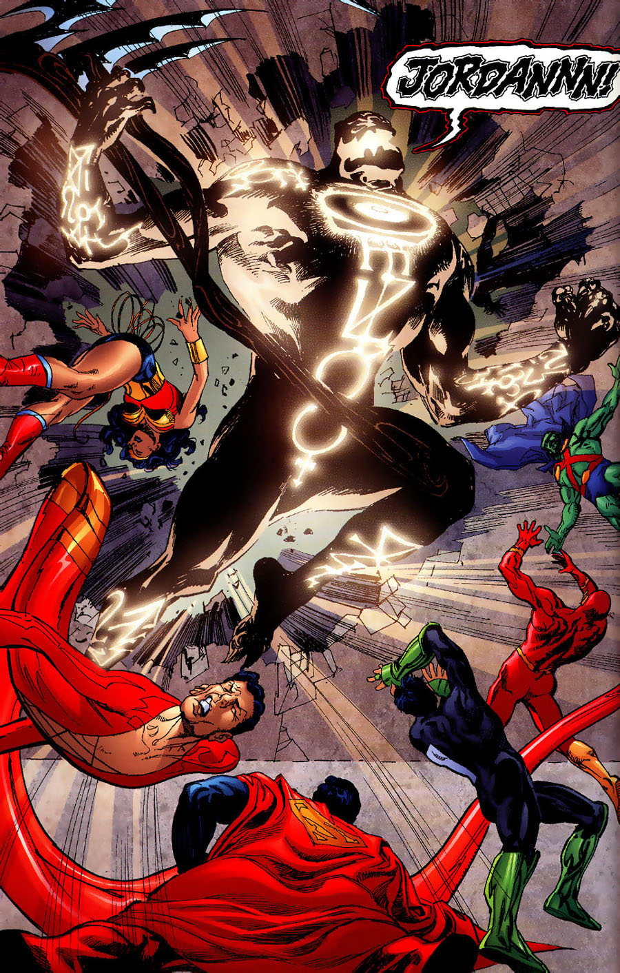 Read online Green Lantern: Legacy: The Last Will and Testament of Hal Jordan comic -  Issue # TPB - 49