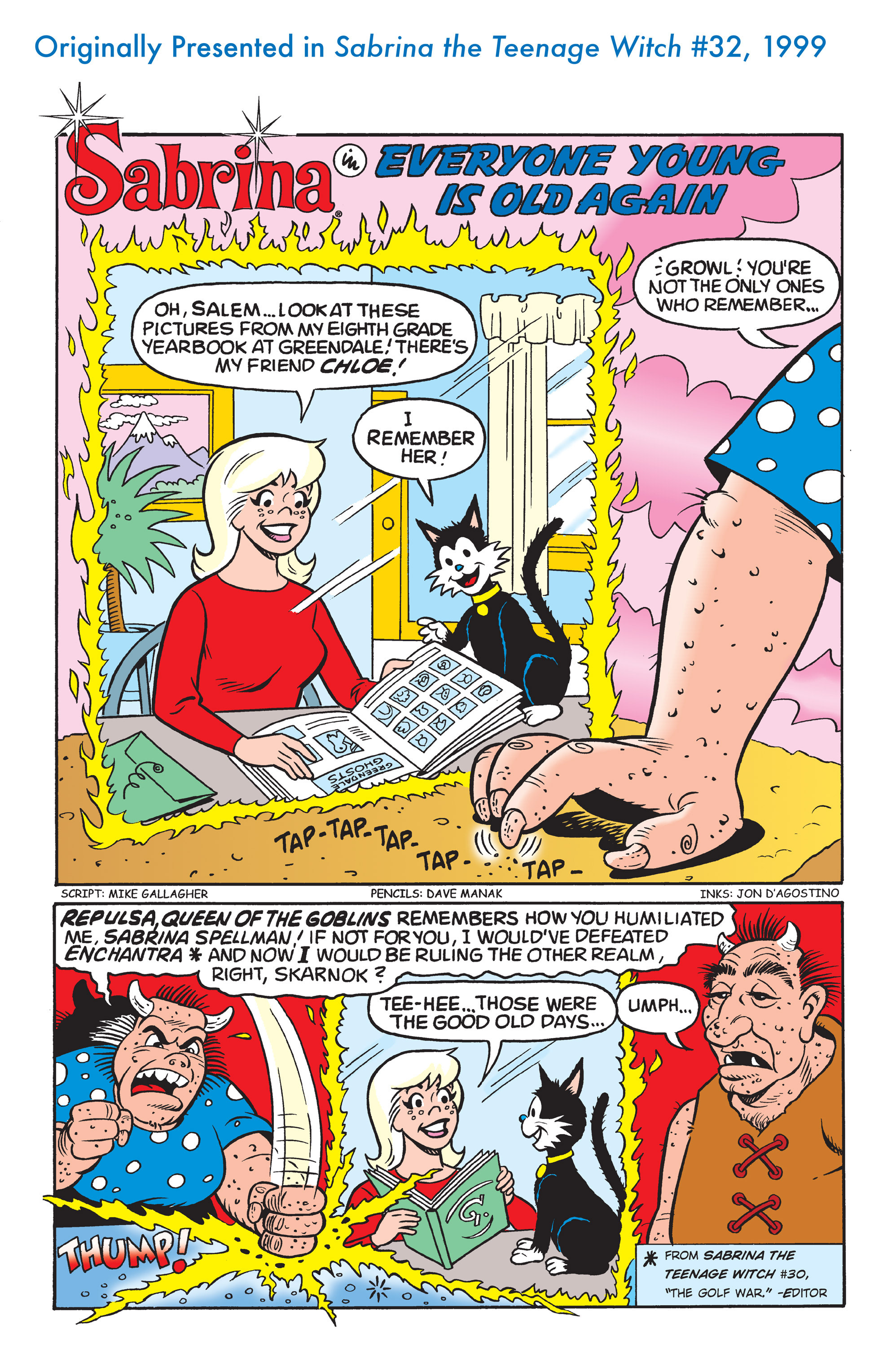 Read online Archie 75 Series comic -  Issue #2 - 60