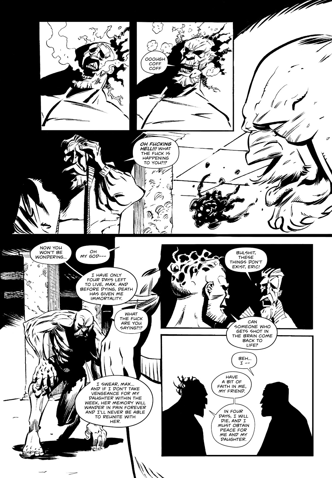 Read online Wrath of God comic -  Issue # _TPB - 63