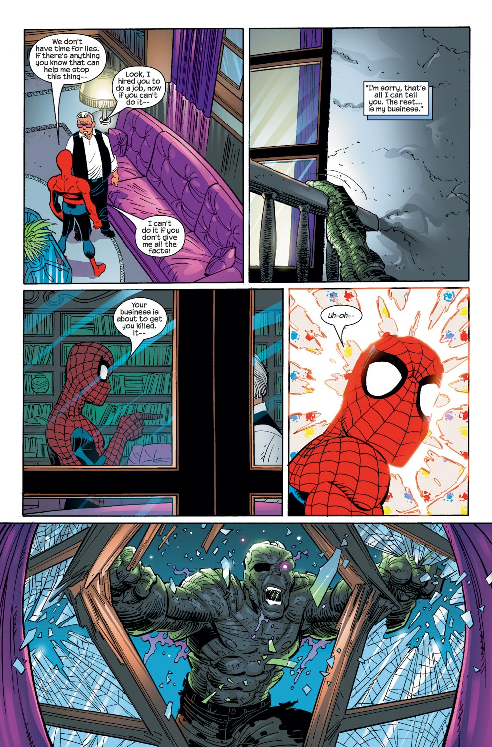 The Amazing Spider-Man (1999) 54 Page 9
