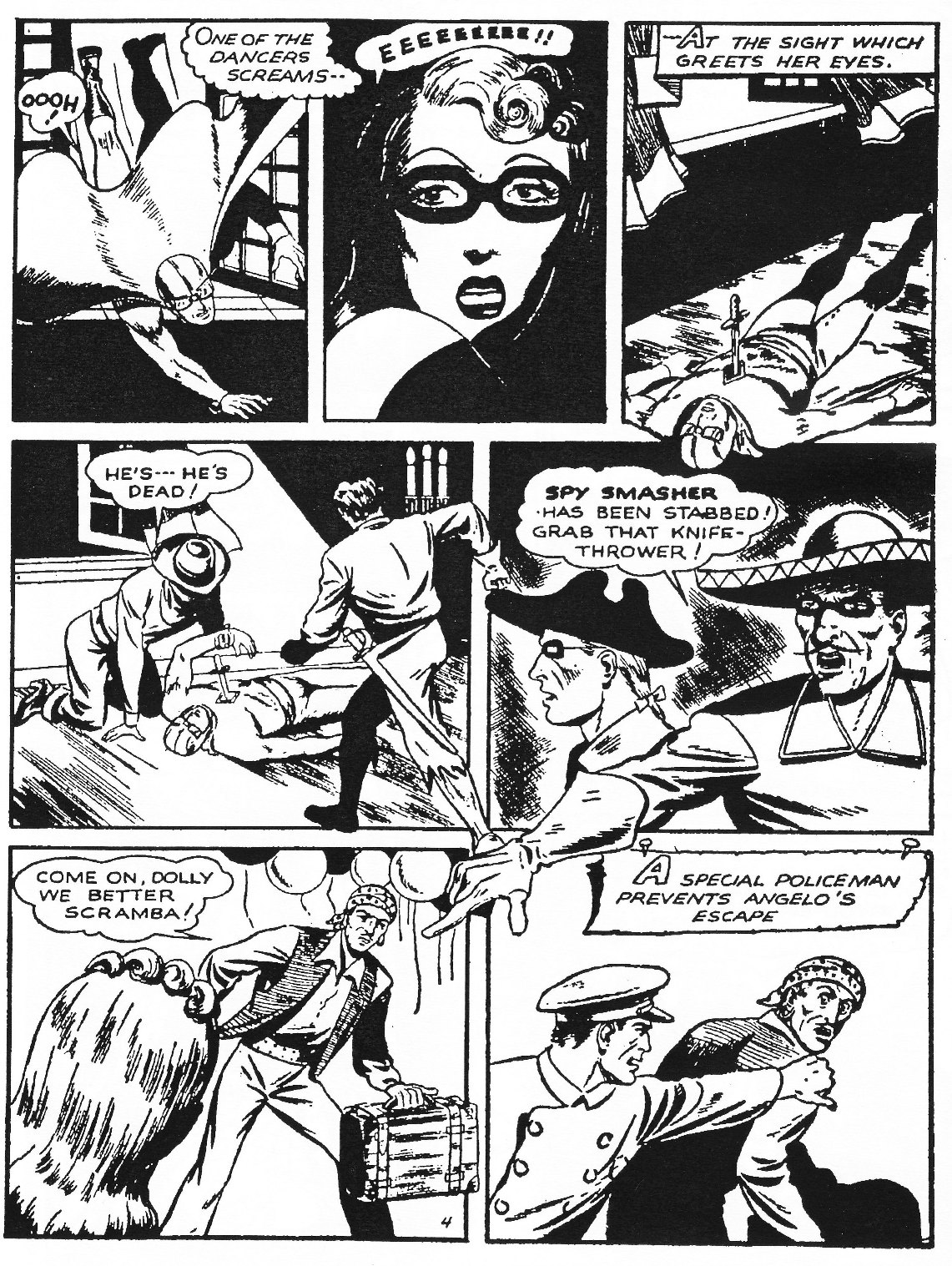 Read online Men of Mystery Comics comic -  Issue #77 - 20