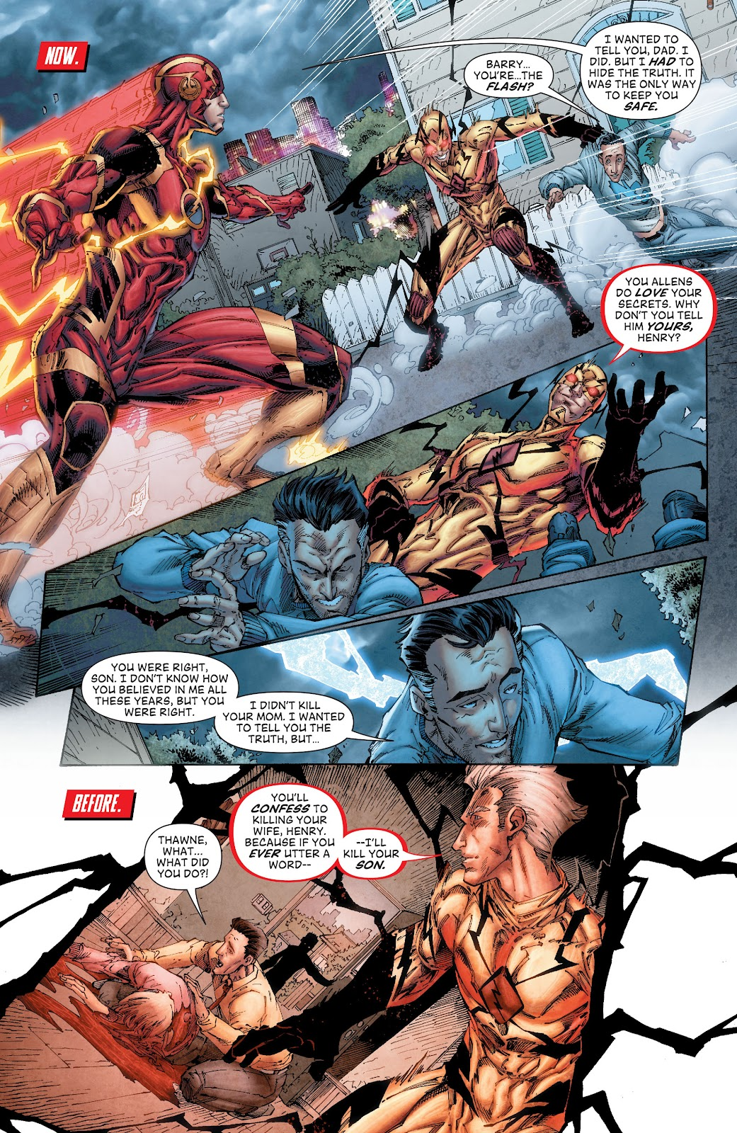 Read online The Flash (2011) comic -  Issue # _TPB 8 (Part 2) - 86