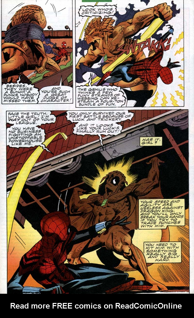 Spider-Girl (1998) Issue #25 #28 - English 29