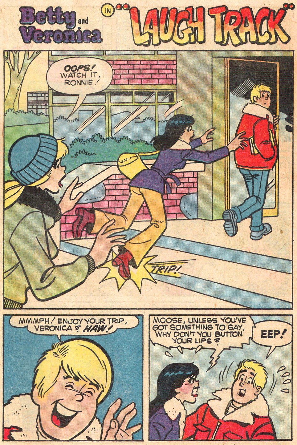 Read online Archie's Girls Betty and Veronica comic -  Issue #278 - 29