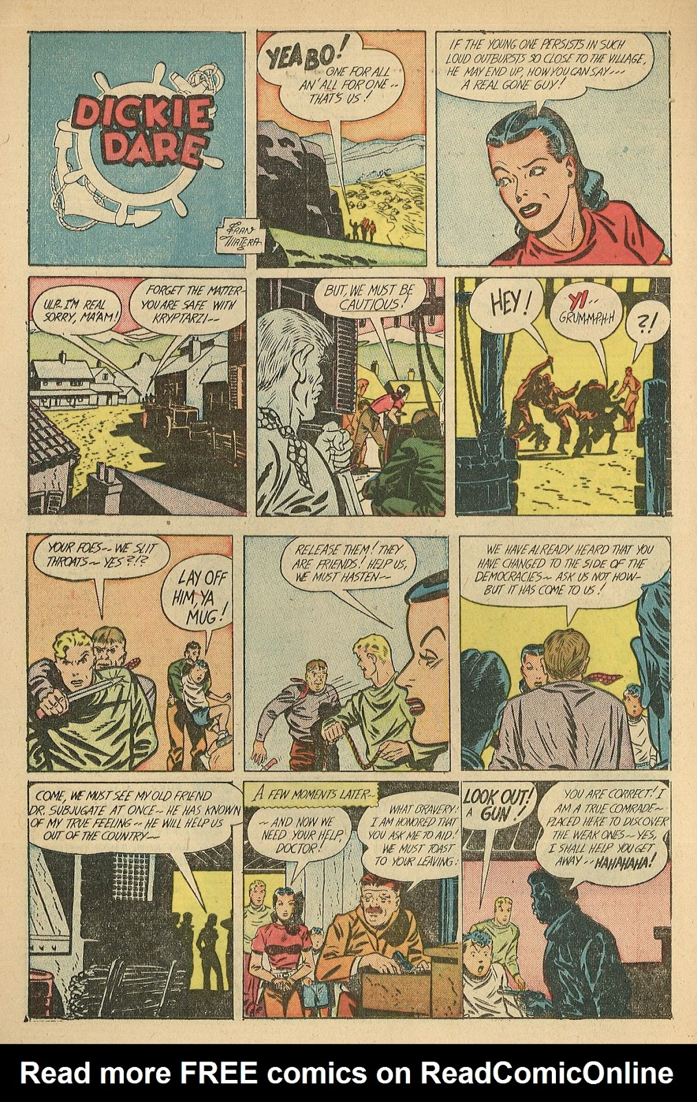Read online Famous Funnies comic -  Issue #208 - 18