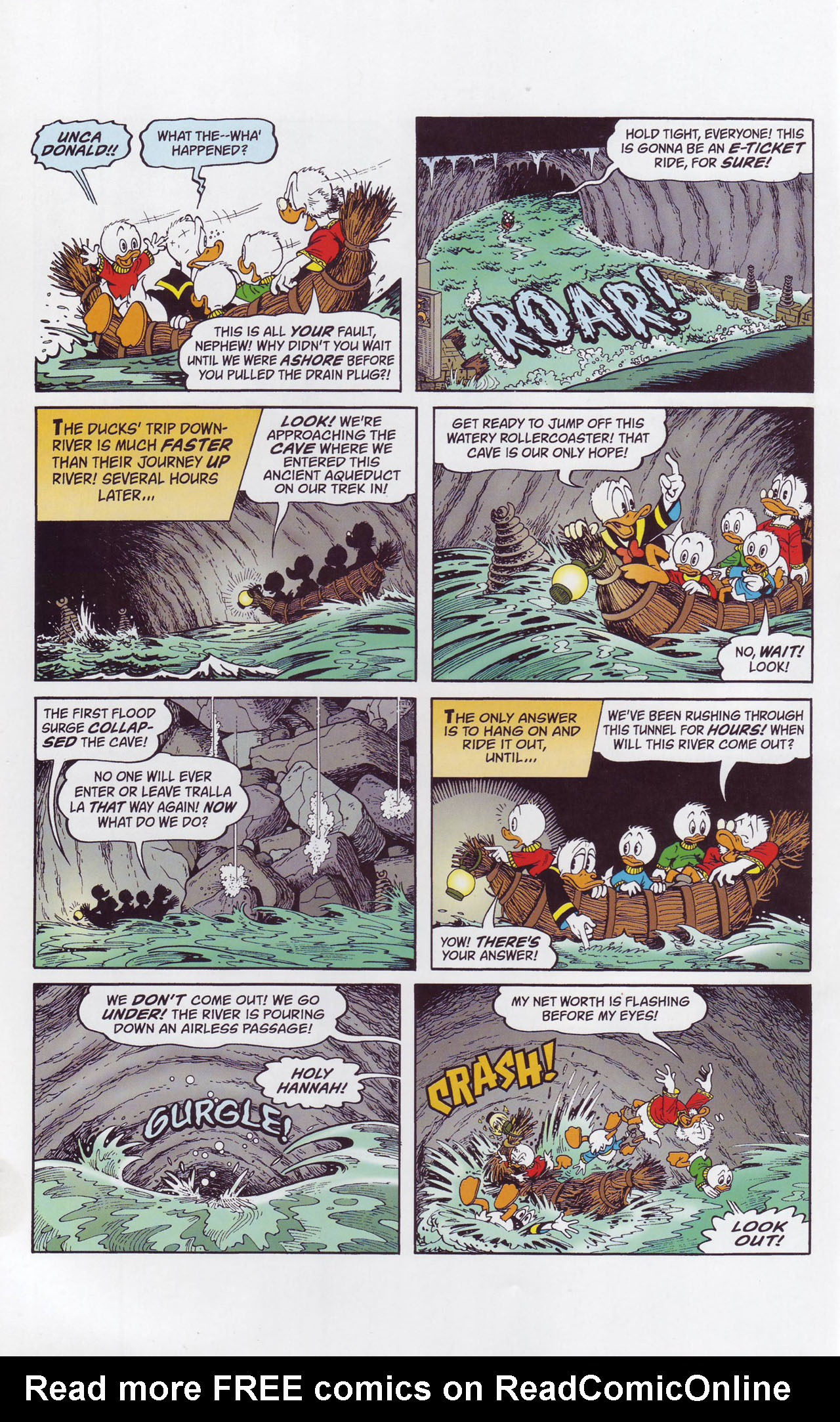 Read online Uncle Scrooge (1953) comic -  Issue #357 - 30