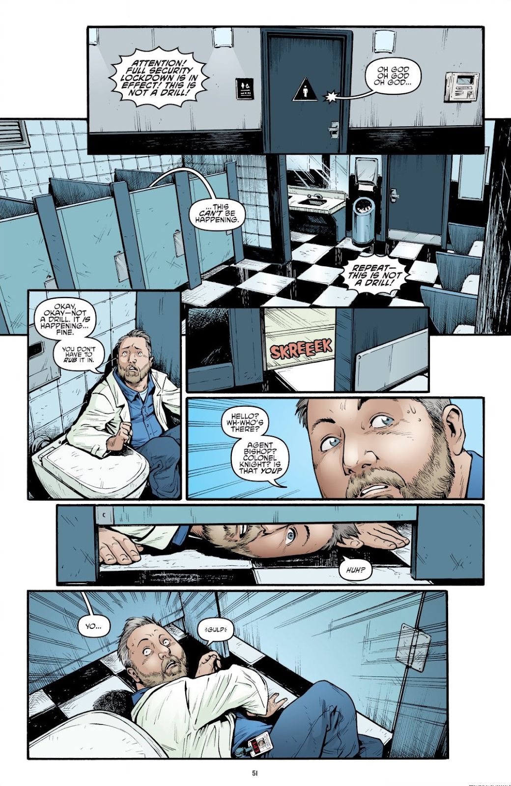 Read online Teenage Mutant Ninja Turtles: The IDW Collection comic -  Issue # TPB 9 (Part 1) - 52