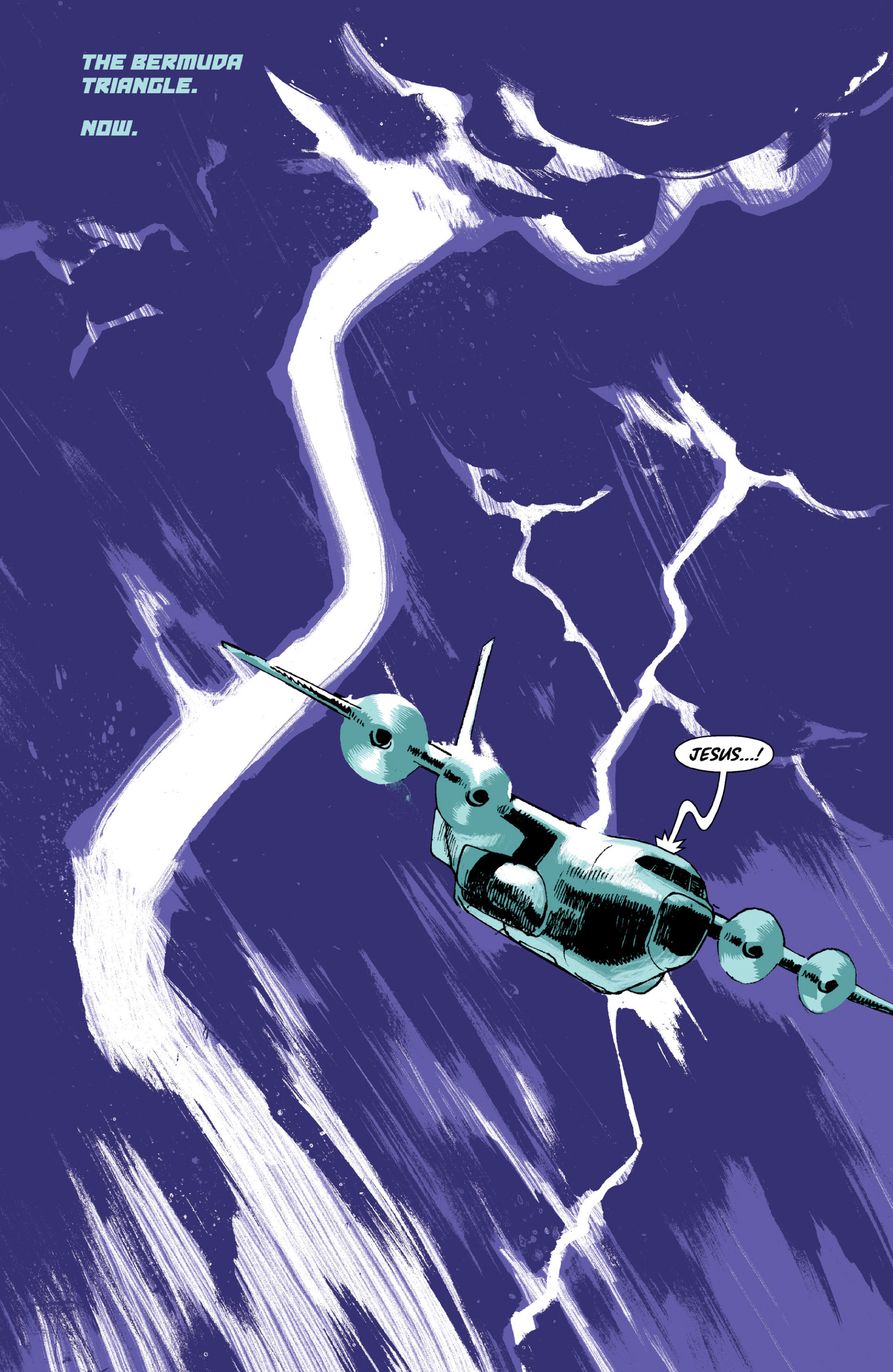 Read online Ei8ht comic -  Issue # TPB - 31