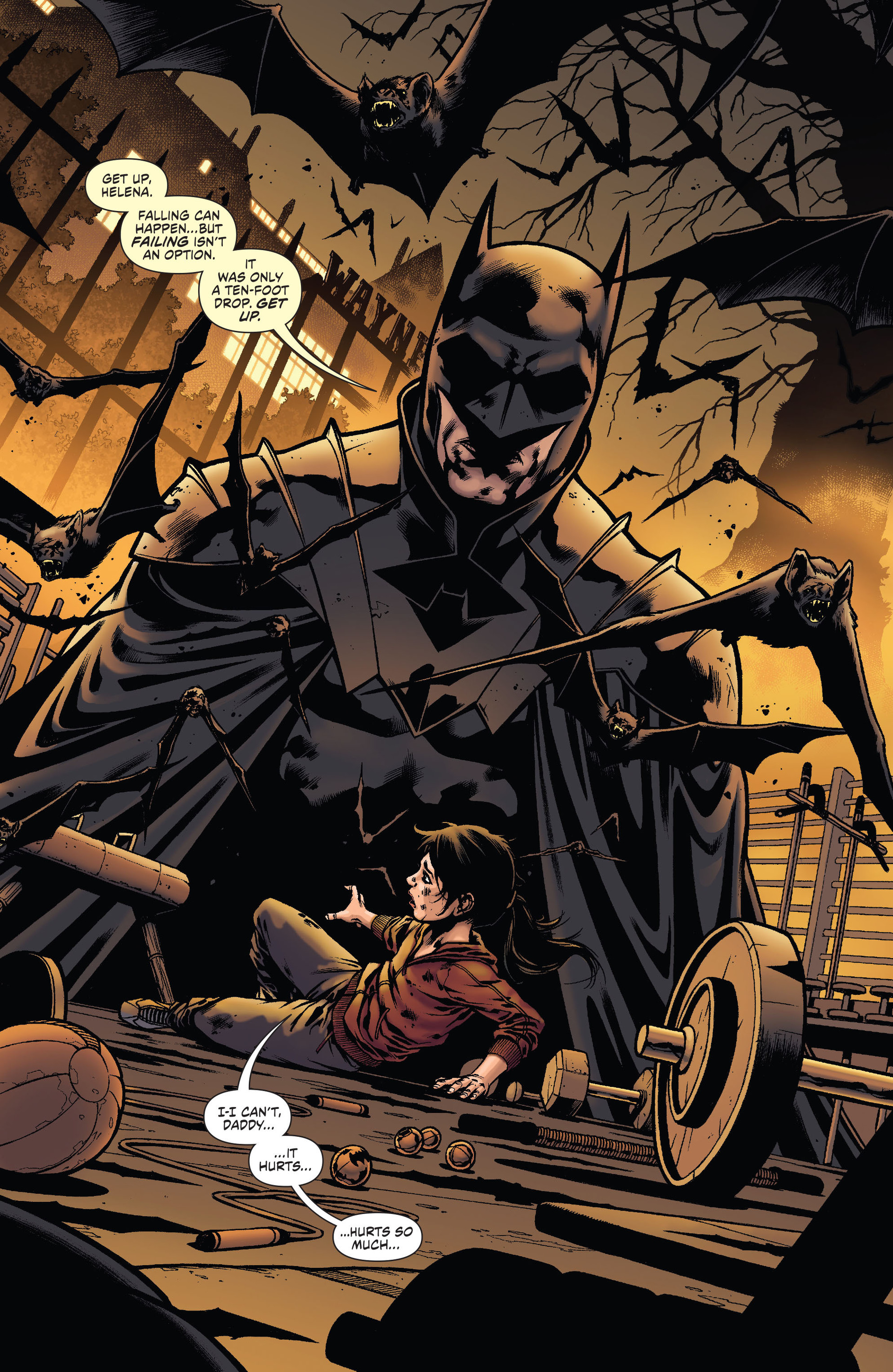 Read online Worlds' Finest comic -  Issue #8 - 9
