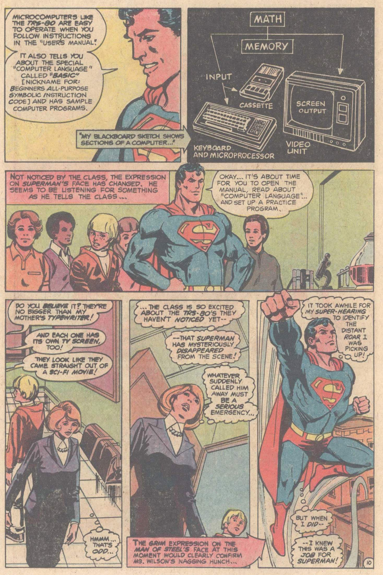 Read online Action Comics (1938) comic -  Issue #509 - 30