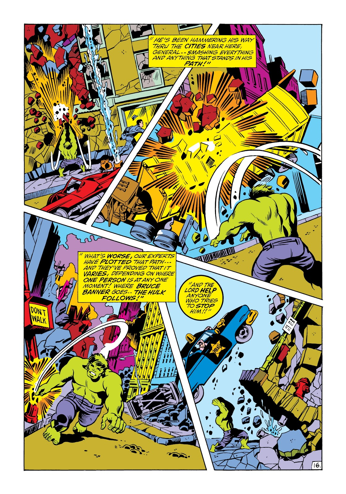 Read online Marvel Masterworks: The Incredible Hulk comic -  Issue # TPB 6 (Part 2) - 89