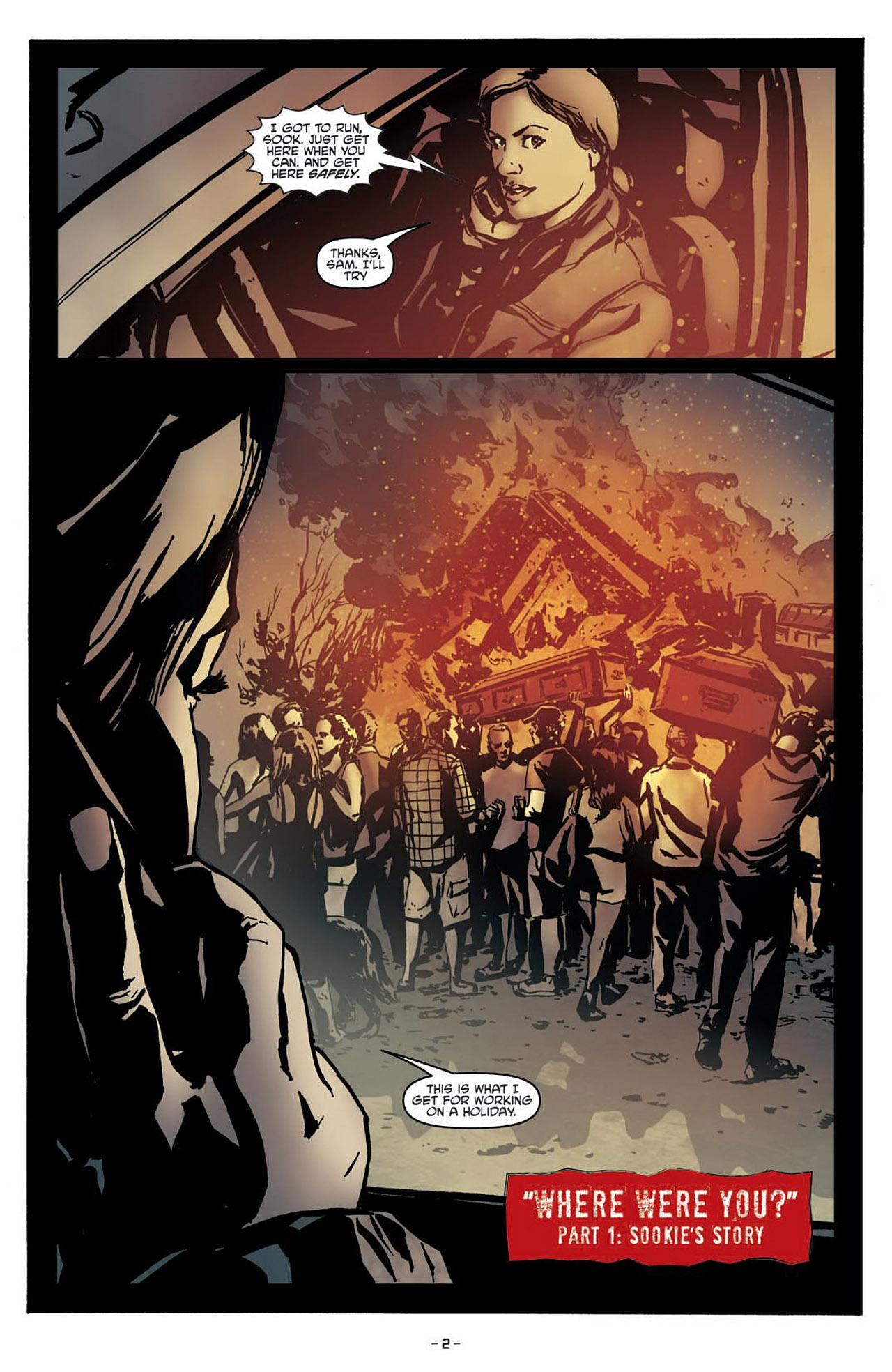 Read online True Blood (2012) comic -  Issue #1 - 6