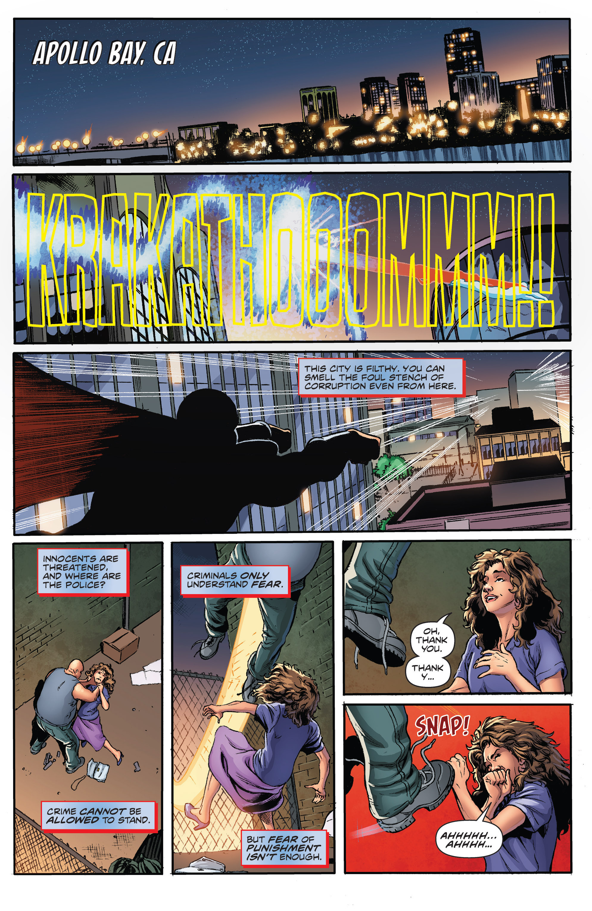 Read online Actionverse comic -  Issue #2 - 22