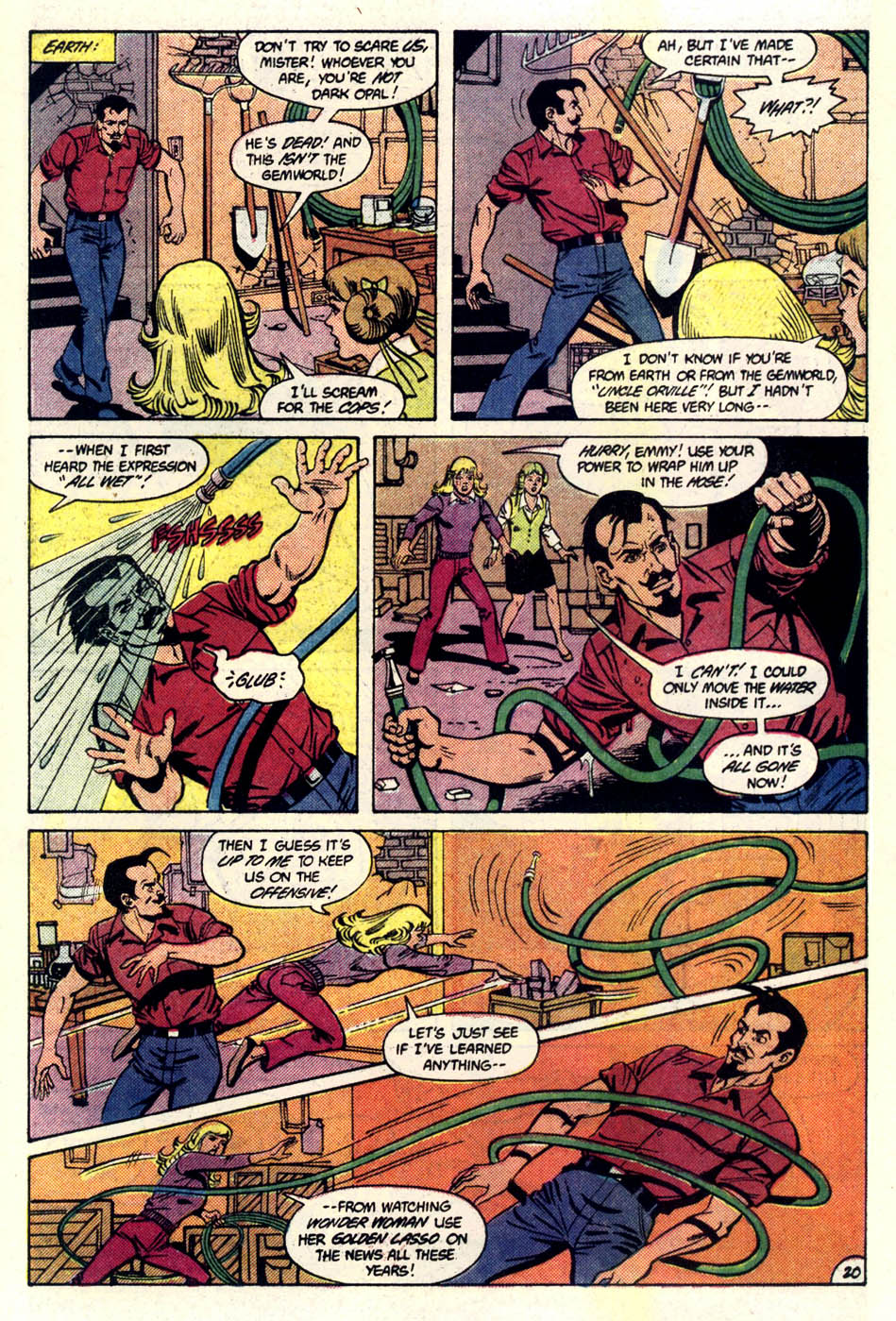 Read online Amethyst (1985) comic -  Issue #4 - 21