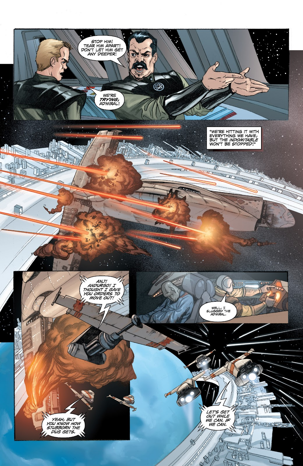 Read online Star Wars Legends: Legacy - Epic Collection comic -  Issue # TPB 2 (Part 1) - 49