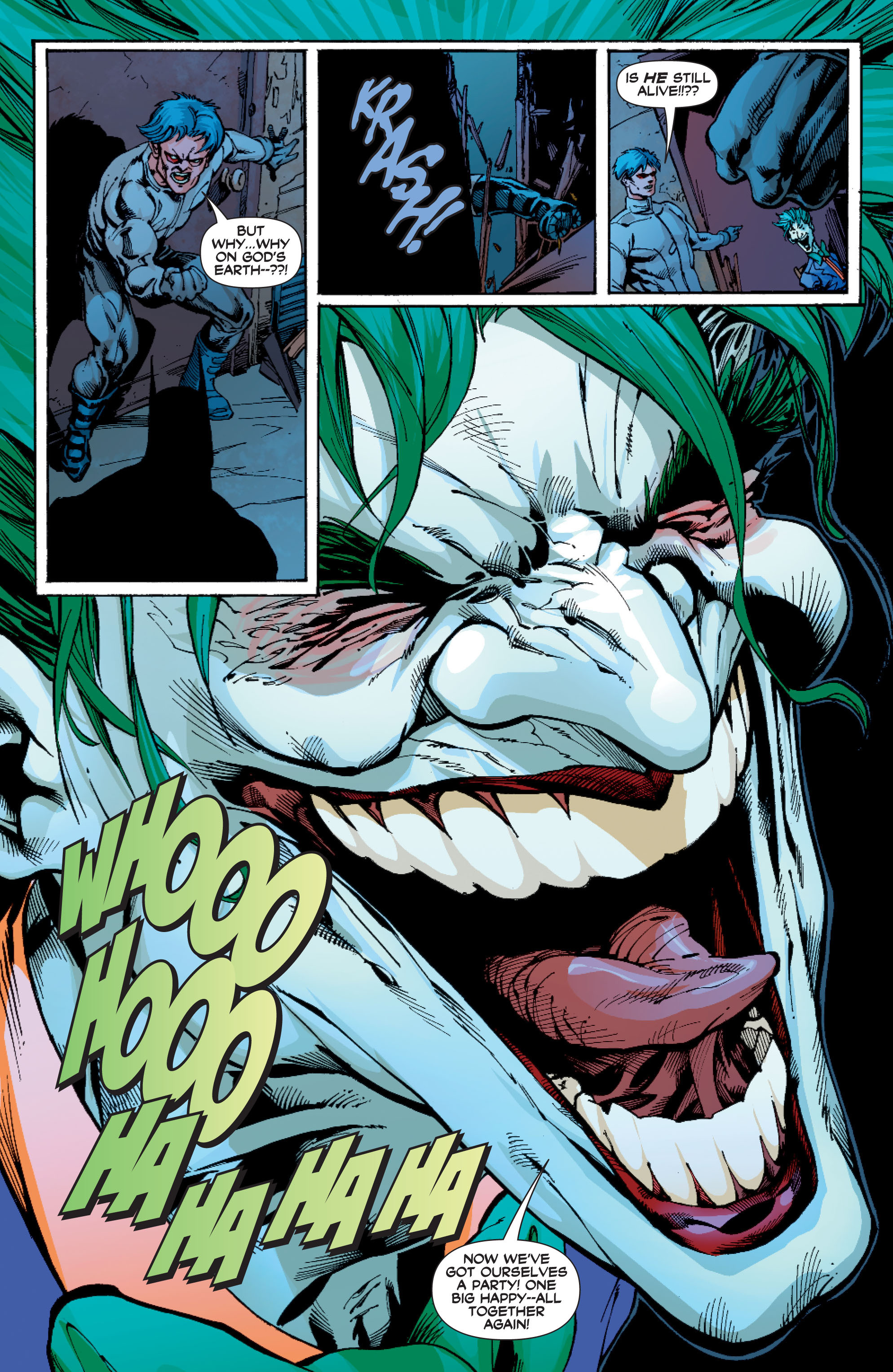 Read online Batman: Under The Red Hood comic -  Issue # Full - 304