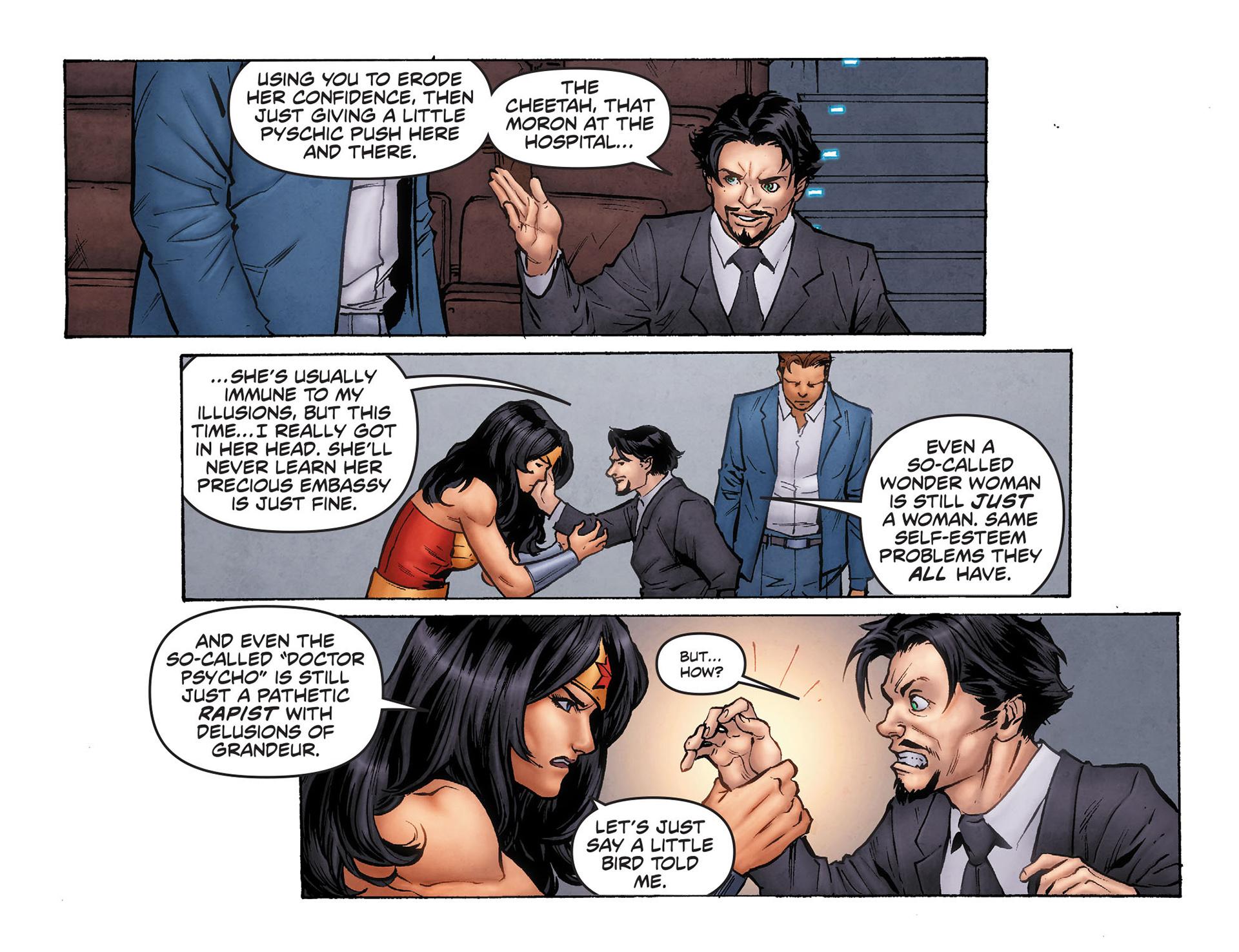 Read online Sensation Comics Featuring Wonder Woman comic -  Issue #6 - 20