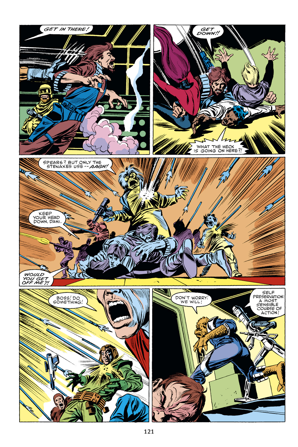 Read online Star Wars Omnibus comic -  Issue # Vol. 18 - 112