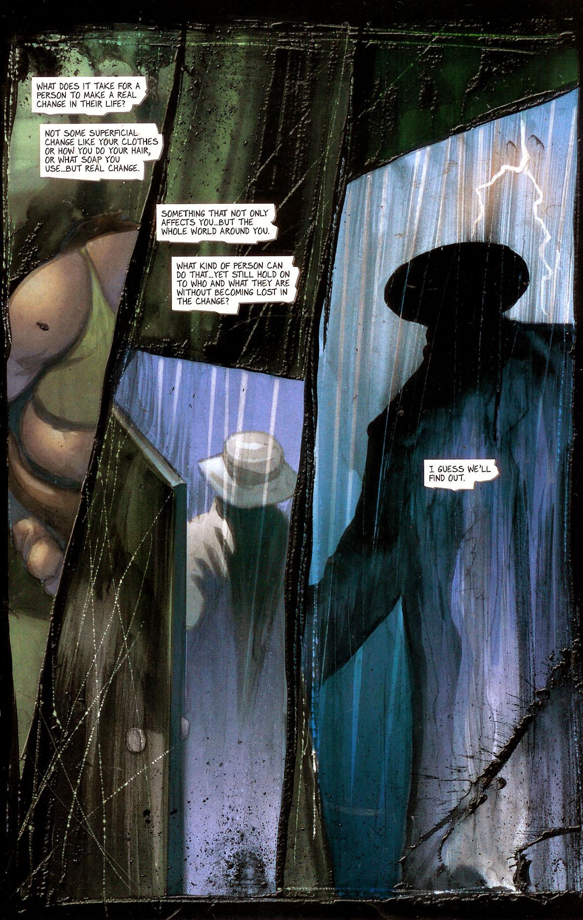 Read online Se7en comic -  Issue #1 - 22