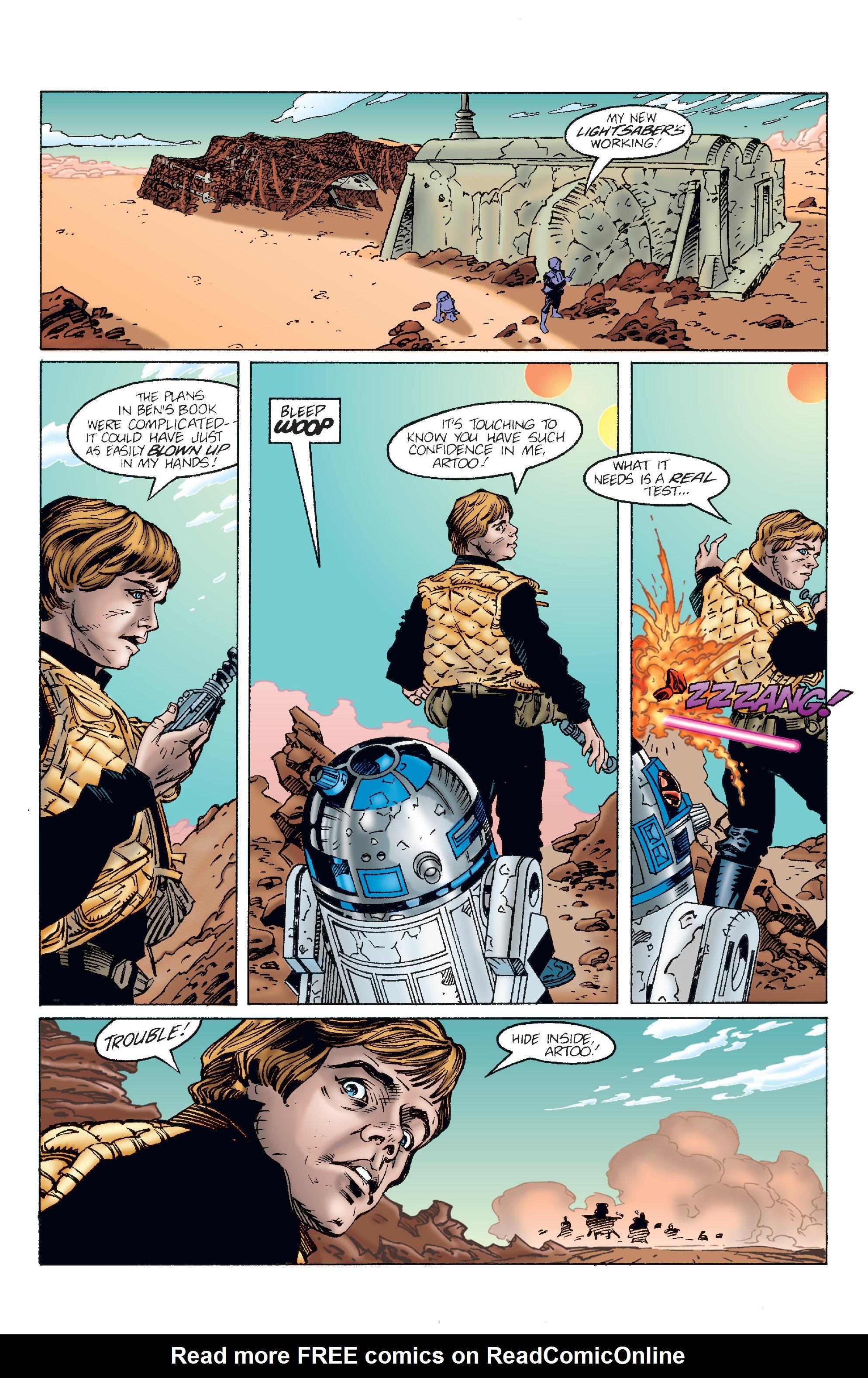 Read online Star Wars Omnibus comic -  Issue # Vol. 11 - 61