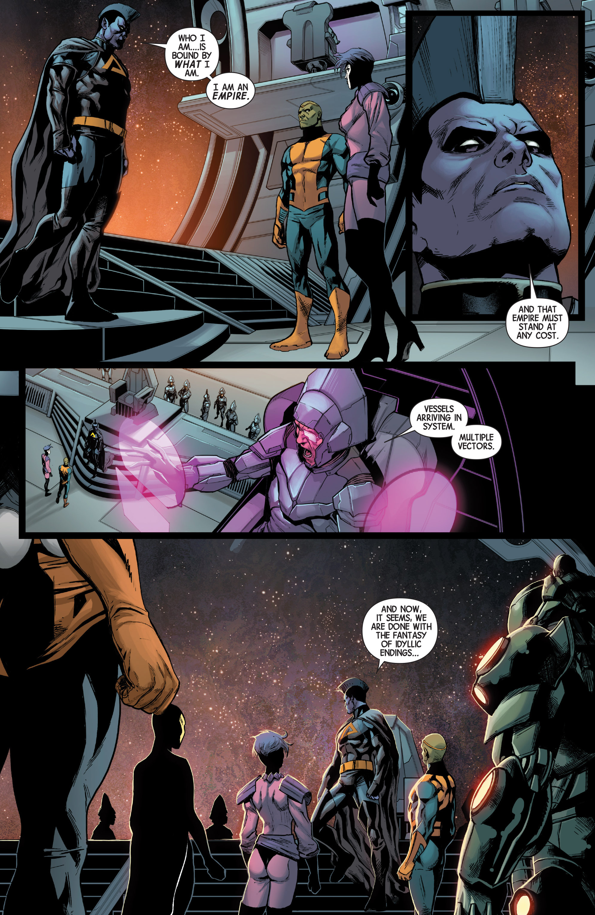 Read online Avengers (2013) comic -  Issue #42 - 18