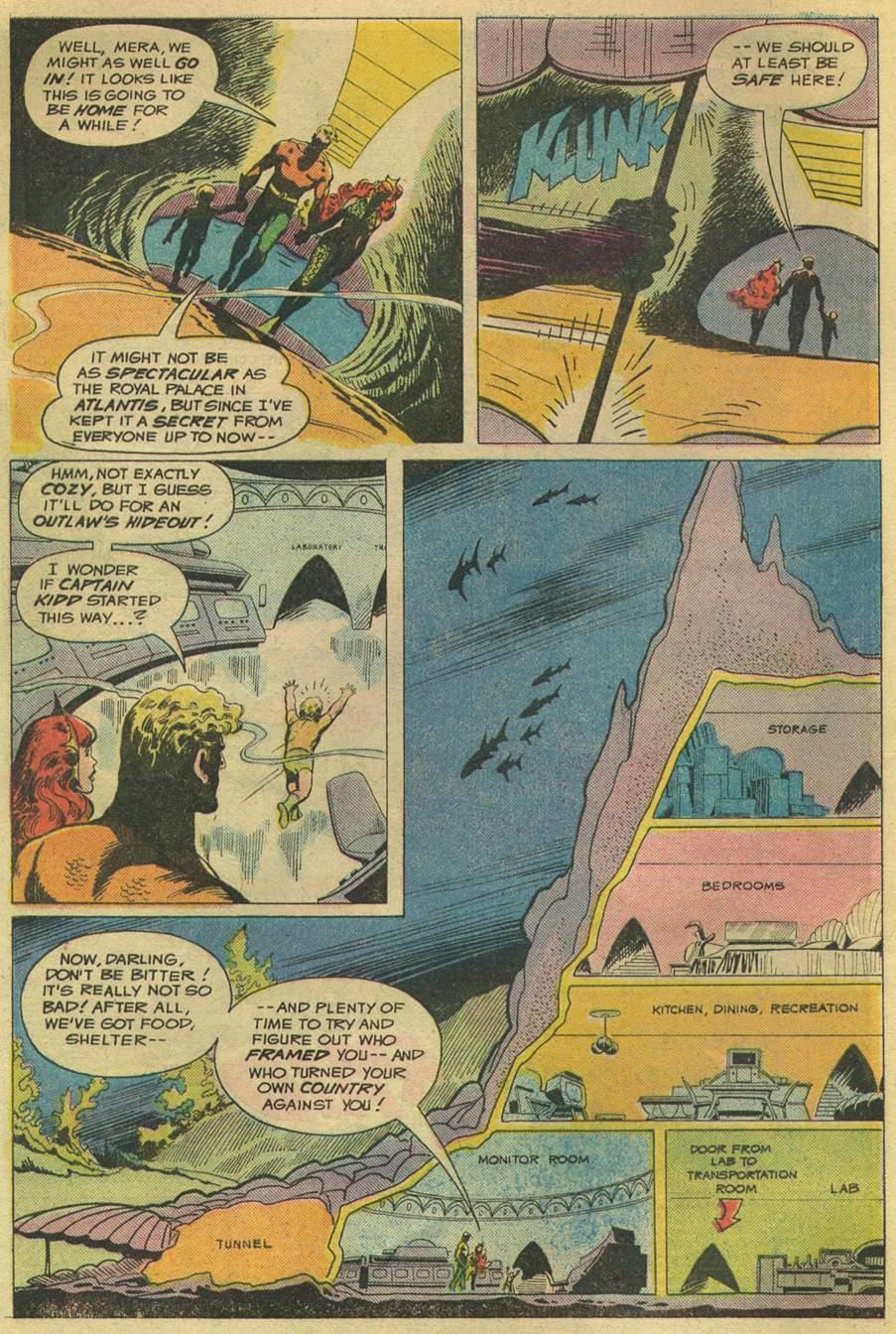 Read online Adventure Comics (1938) comic -  Issue #445 - 4