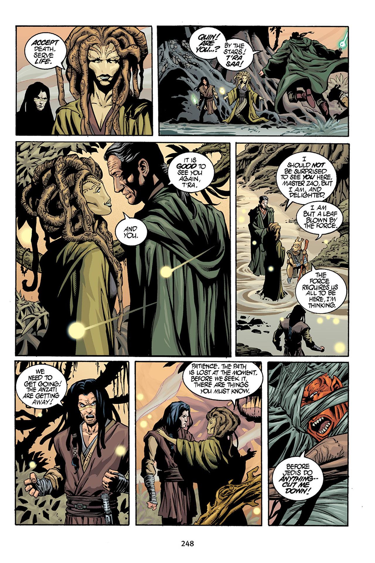 Read online Star Wars Omnibus comic -  Issue # Vol. 15 - 245