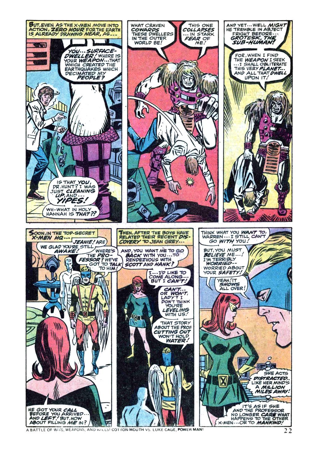 Uncanny X-Men (1963) 89 Page 15