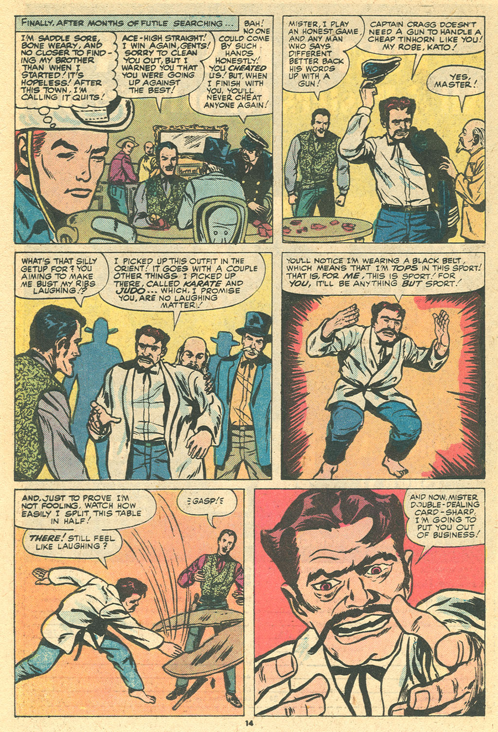The Rawhide Kid (1955) issue 143 - Page 16