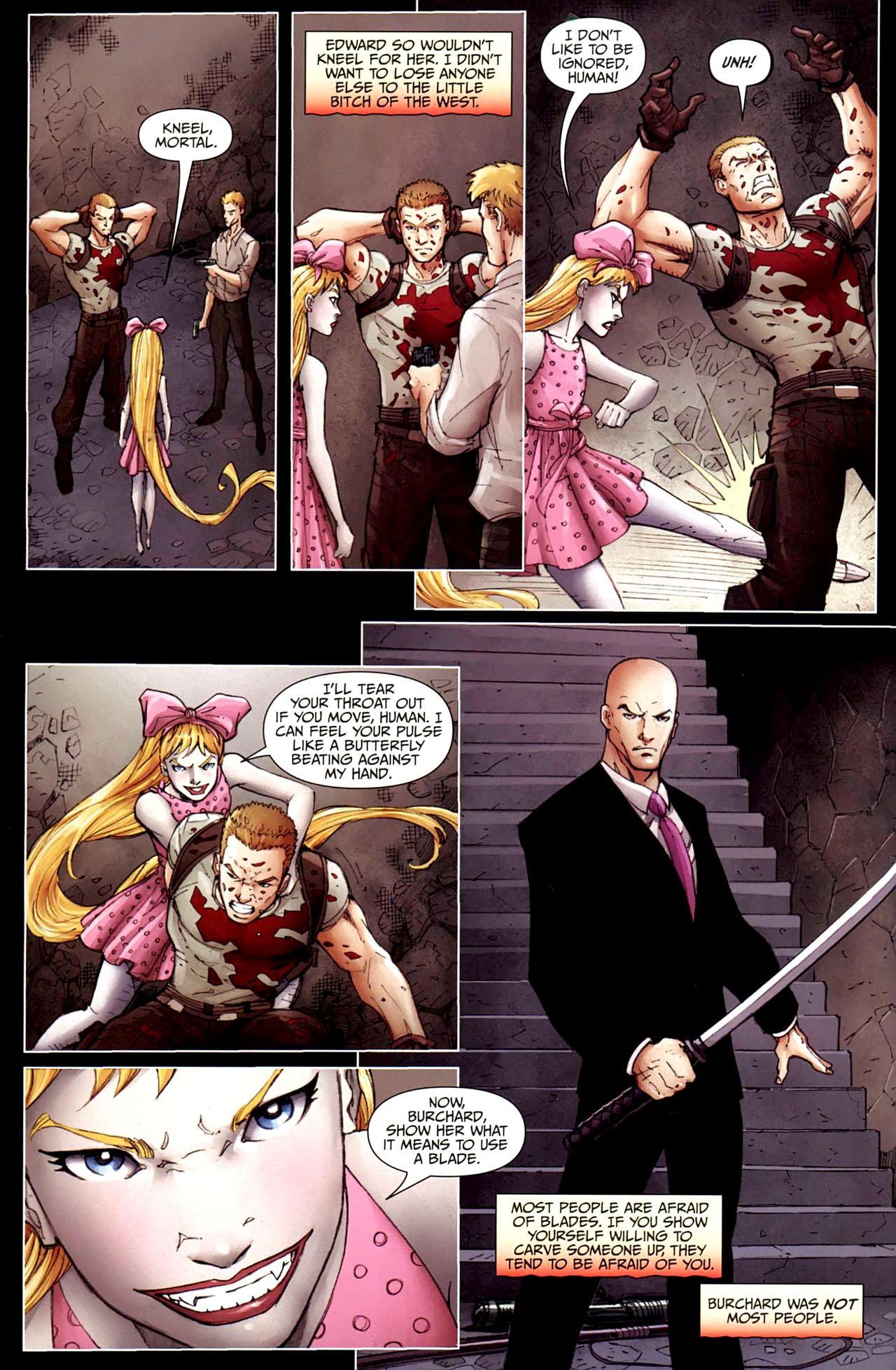 Read online Anita Blake, Vampire Hunter: Guilty Pleasures comic -  Issue #12 - 6