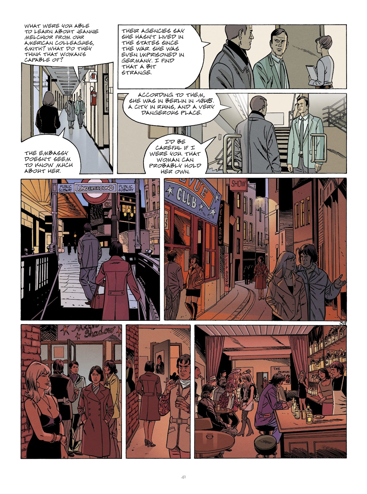 Read online Sherman comic -  Issue #7 - 41