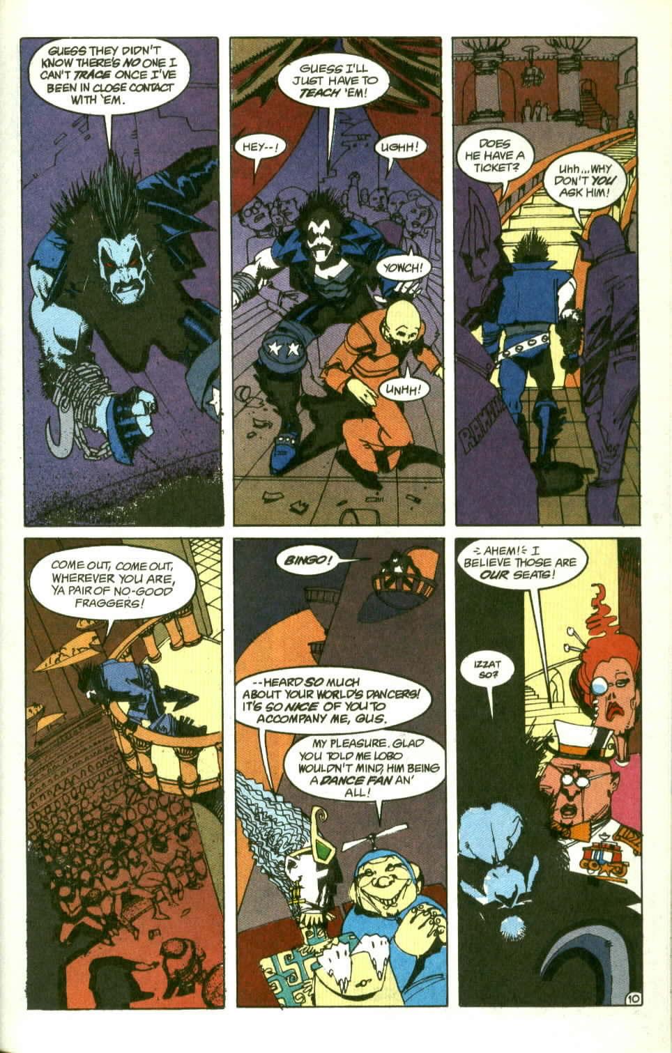 Read online Lobo (1990) comic -  Issue #2 - 11