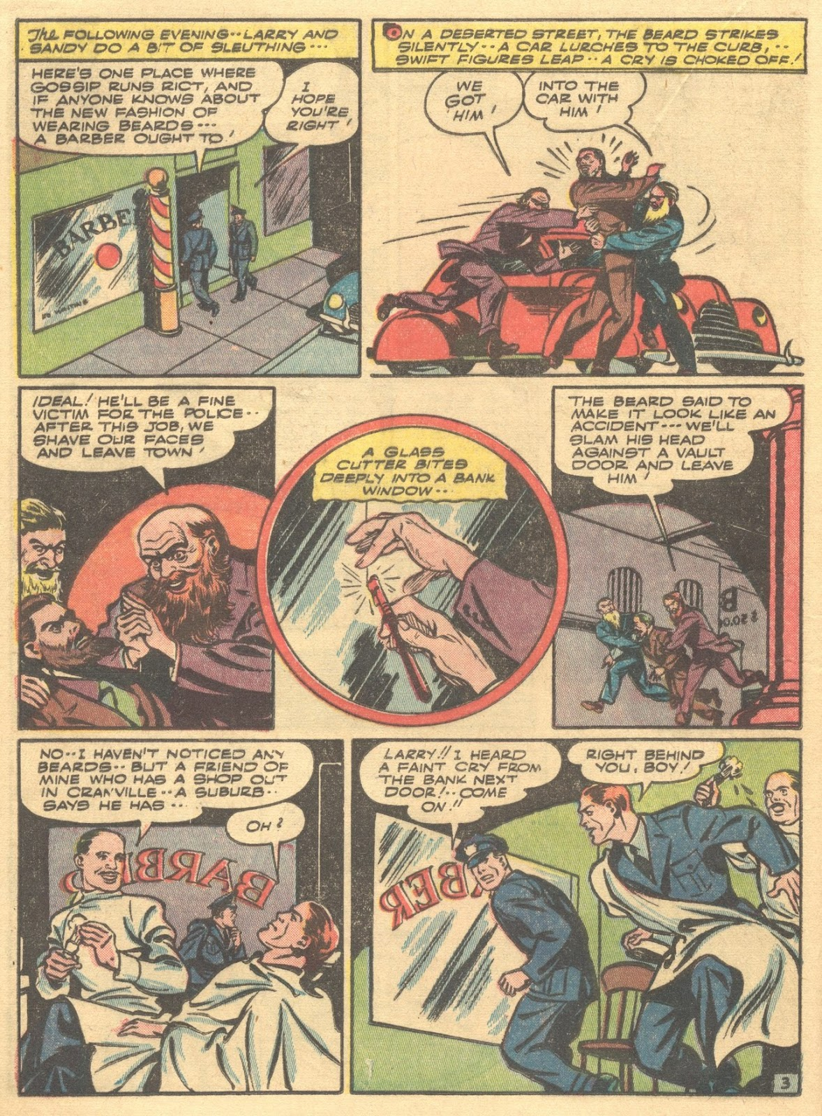 More Fun Comics issue 80 - Page 30