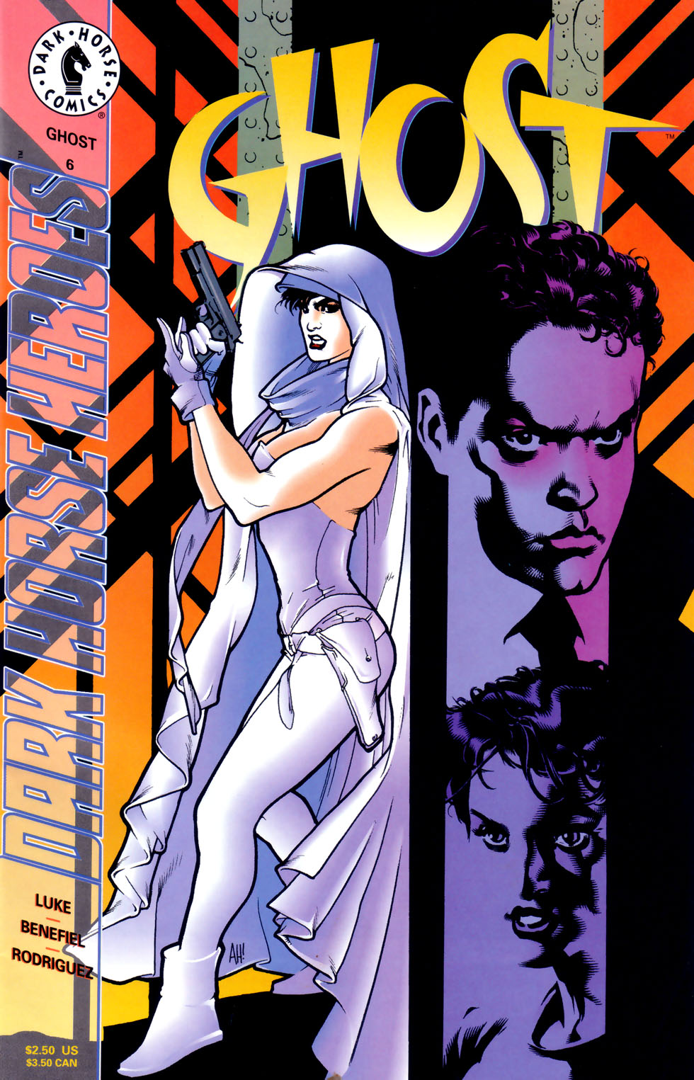 Ghost (1995) 6 Page 1