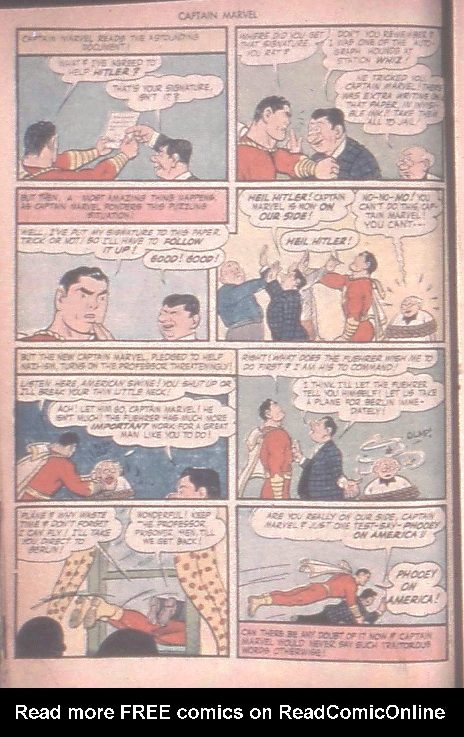 Captain Marvel Adventures issue 42 - Page 22